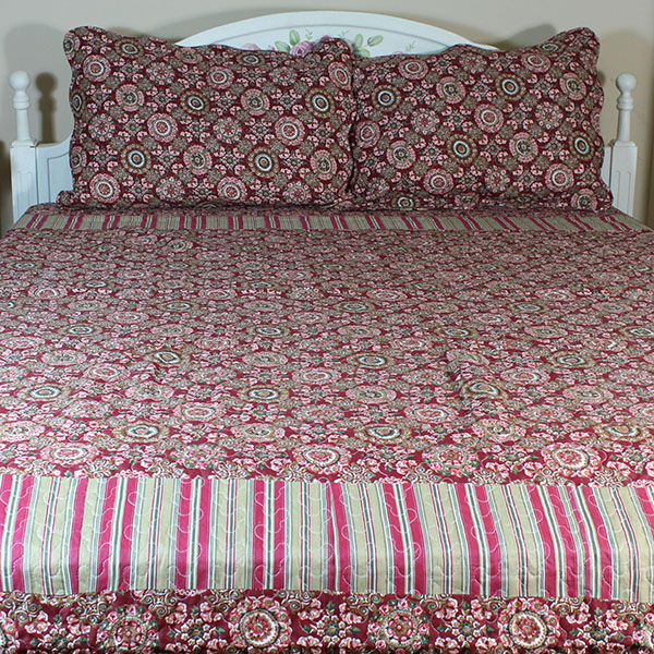 Přehoz na postel 230x250cm